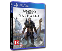 hra Assassins Creed Valhalla na Playstation 4