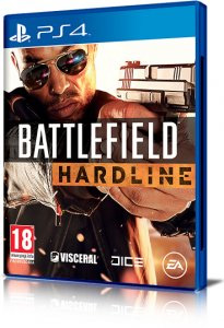 Battlefield Hardline hra na Playstation 4
