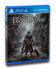 Bloodborne hra na Playstation 4