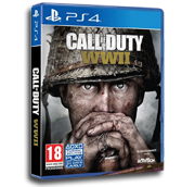 PS4 hra Call of Duty WWII