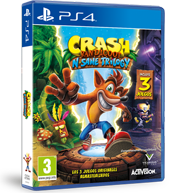 novinka hra Crash Bandicoot na Playstation 4