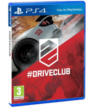 Driveclub hra na Playstation 4