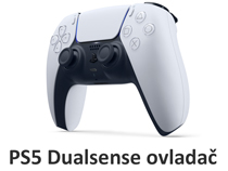 Sony Dualsense wireless controller ovladač na Playstation 5 skladem v e-shopu