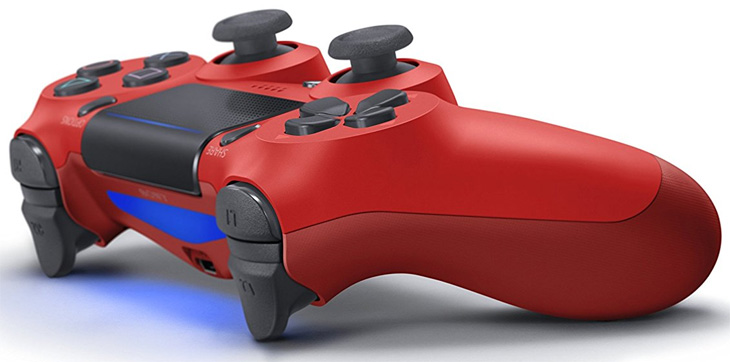 Dualshock 4 v2 Magma RED gamepad