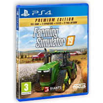 Farming Simulator 19 PS4 prémiová edice