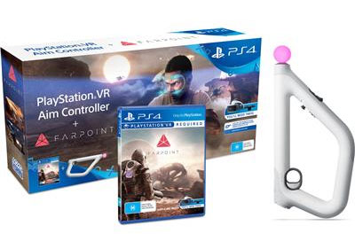 7e1de8a24 Farpoint PS4 VR + Aim Controller Bundle | PS4 hry - hry na Playstation 4