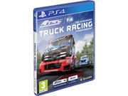 novinka - Truck Racing Playstation 4 hra
