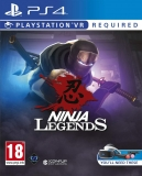 Ninja Legends VR PS4