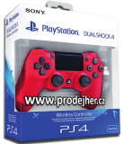 Sony Dualshock 4 v2 Red