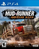 Spintires: MudRunner American Wilds Edition PS4