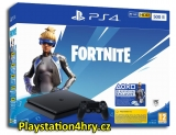 Playstation 4 Slim 500 GB + Fortnite