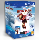 Playstation Move PS4 twin pack + Iron Man VR hra