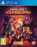 Minecraft Dungeons PS4