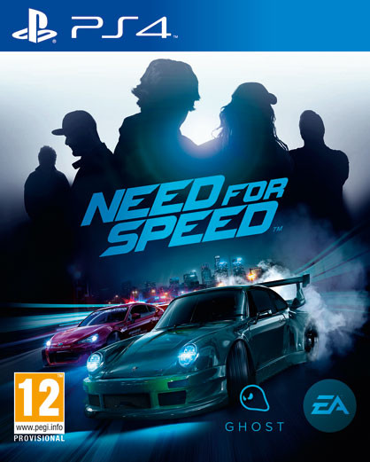 Need for Speed 2016 PS4