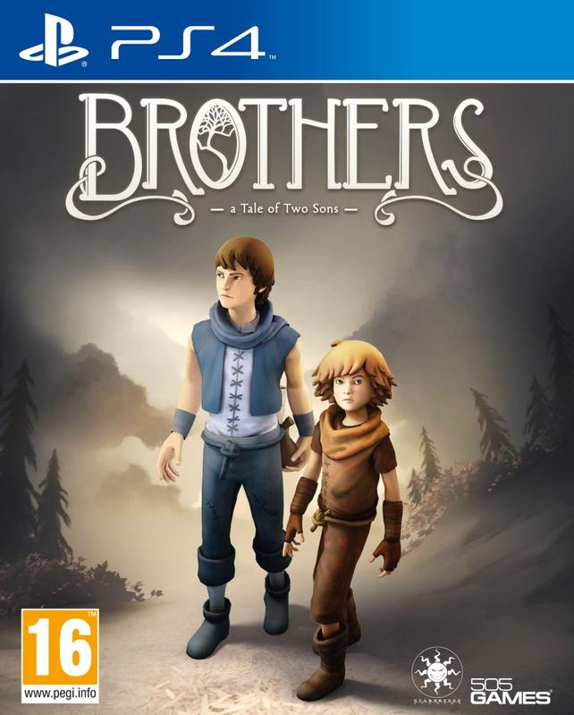 Image of Brothers - A Tale of Two Sons PS4