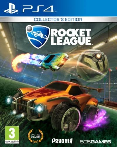 Image of Rocket League PS4