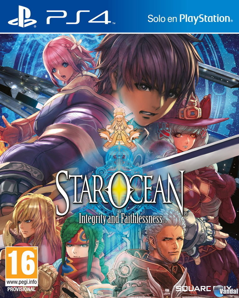 Star Ocean: Integrity and Faithlessness PS4