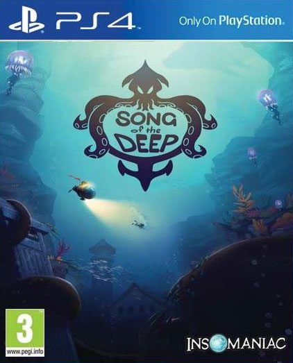 Song of the Deep PS4