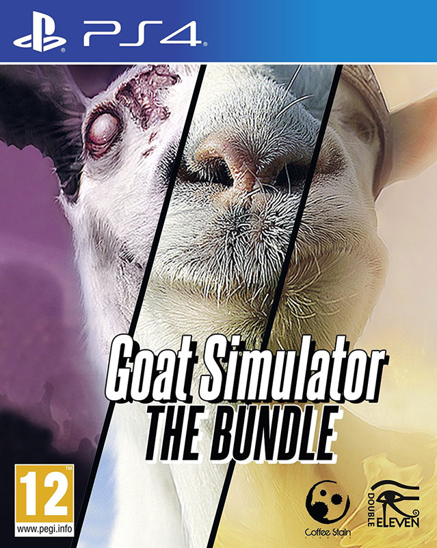 Goat Simulator: The Bundle PS4