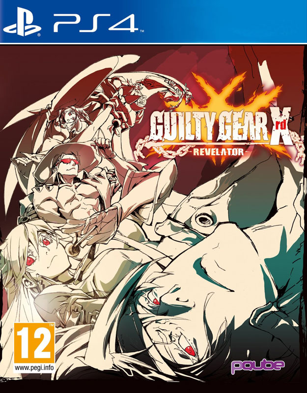 Guilty Gear XRD-REVELATOR PS4