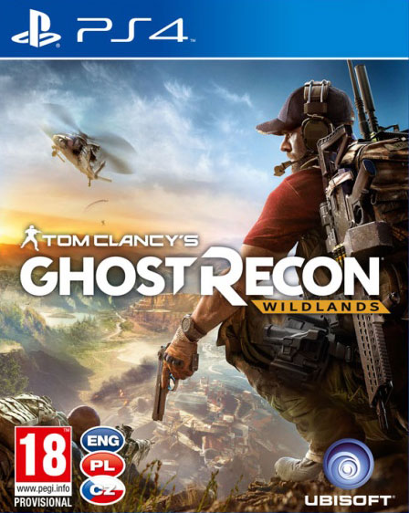 Tom Clancys Ghost Recon: Wildlands PS4 CZ