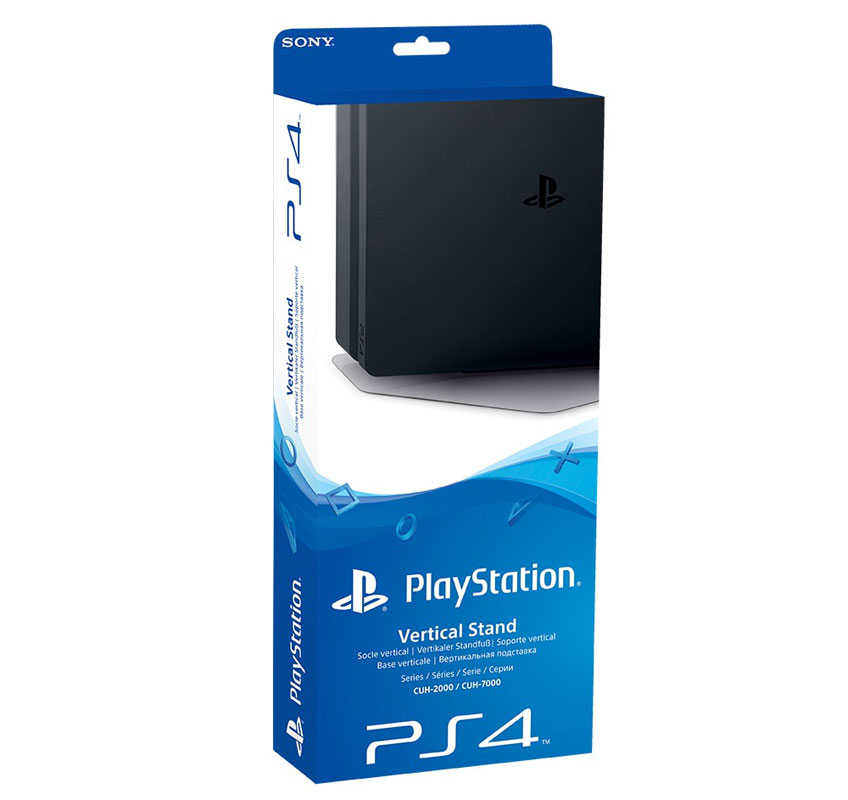 Stojan na Playstation 4 Slim (Sony vertical slim stand)