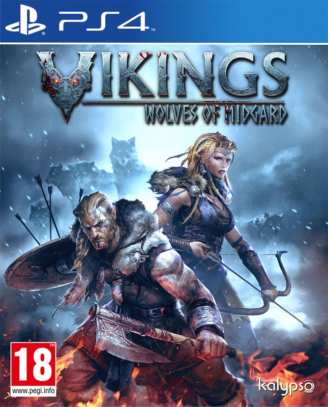 Vikings - Wolves of Midgard PS4