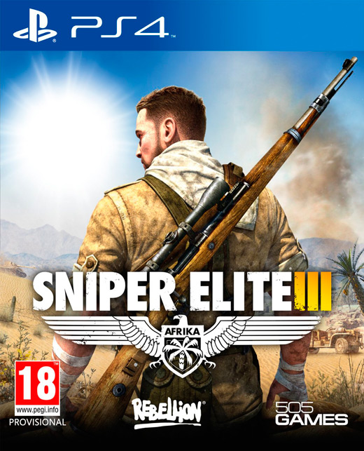 Image of Sniper Elite 3 PS4
