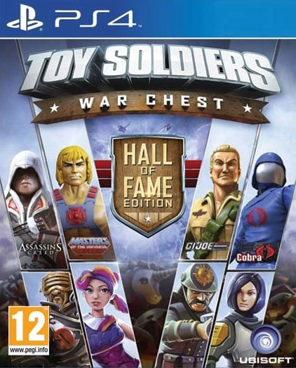 Toy Soldiers: War Chest Hall of Fame Edition PS4