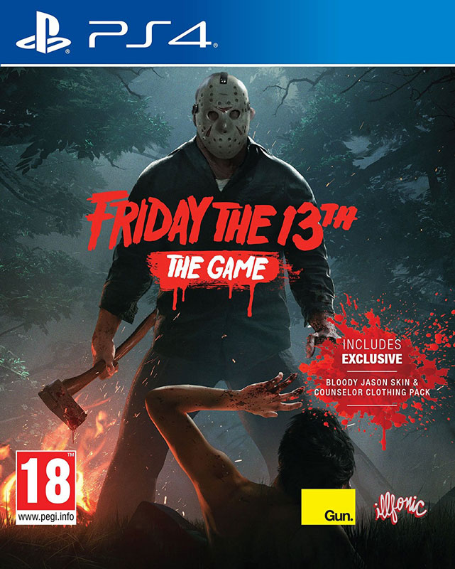 Friday 13th PS4