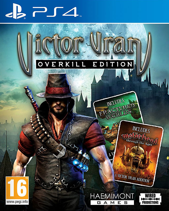 Victor Vran Overkill Edition PS4
