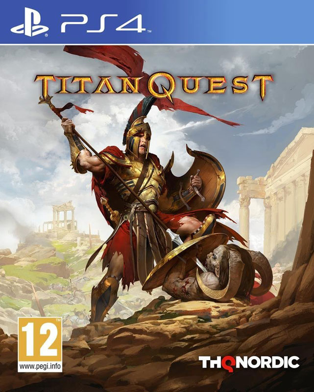 Titan Quest PS4