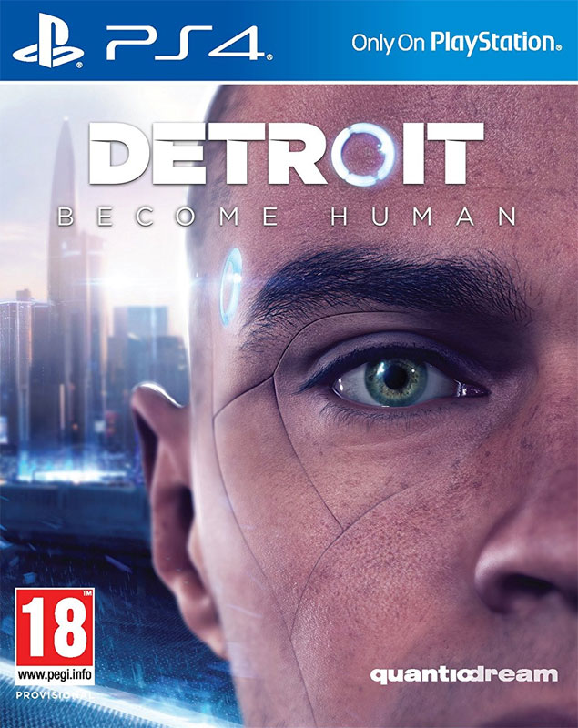 Detroit: Become Human PS4 CZ
