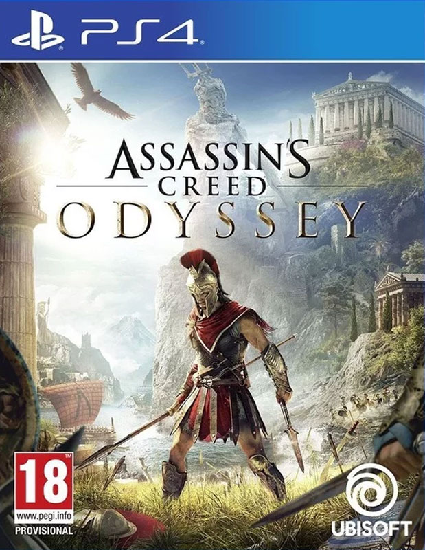 Assassins Creed Odyssey PS4 CZ