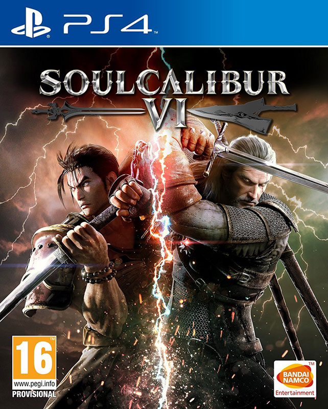 Soulcalibur 6 PS4