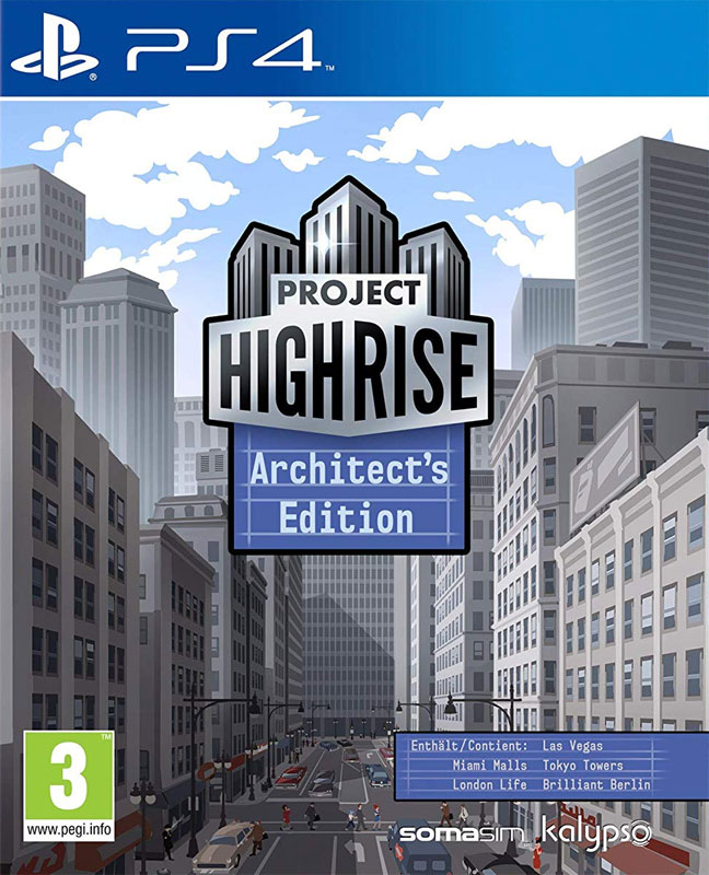 Project Highrise: Architects Edition PS4