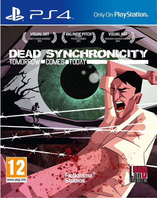 Dead Synchronicity : Tomorrow Comes PS4