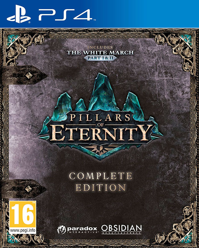 Pillars of Eternity: Complete Edition PS4