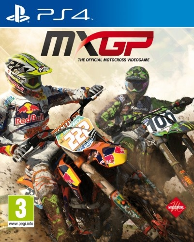 MXGP: The Official Motocross PS4