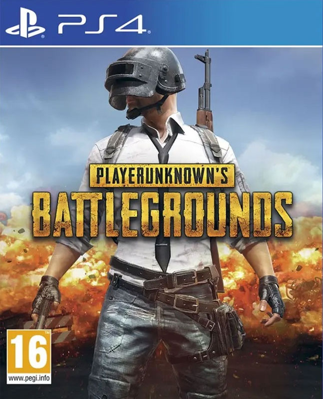 PlayerUnknown's Battlegrounds (PUBG) PS4
