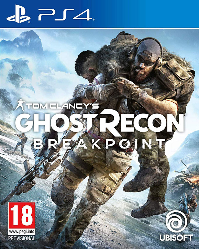 Tom Clancys Ghost Recon: Breakpoint PS4 (CZ)