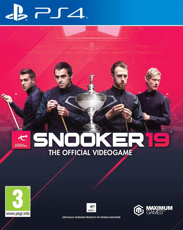 Snooker 19 PS4