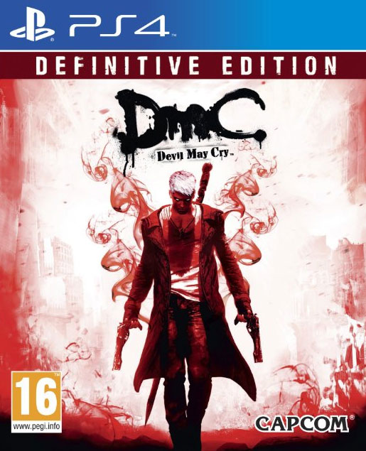 Devil May Cry Definitive Edition PS4