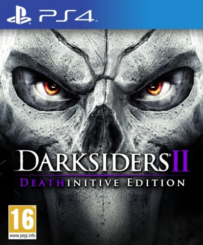 Darksiders II - Deathinitive Edition PS4