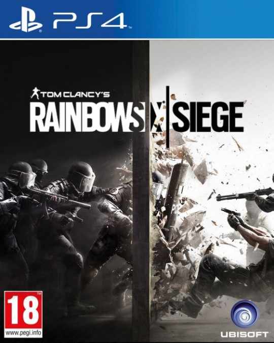 Tom Clancys Rainbow Six: Siege PS4