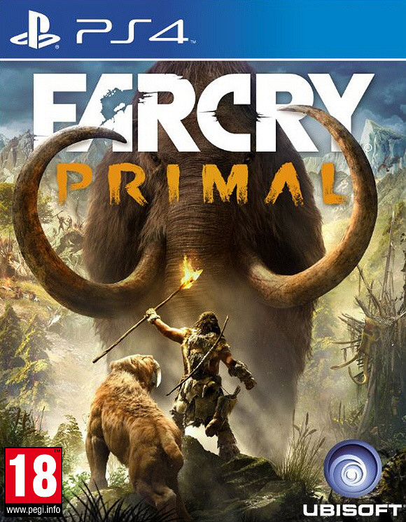 Far Cry Primal PS4 CZ