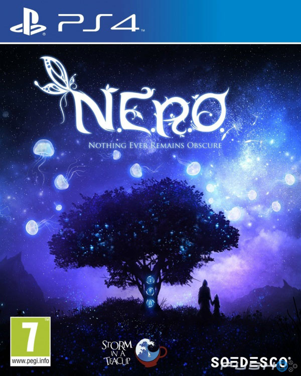 N.E.R.O: Nothing Ever Remains Obscure PS4