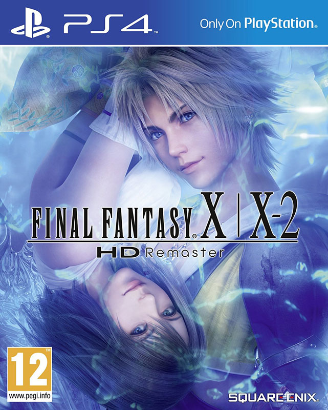 Final Fantasy X | X-2 HD Remaster PS4