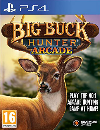 Big Buck Hunter Arcade PS4