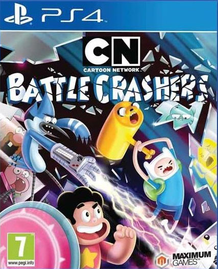 Cartoon Network: Battle Crashers PS4